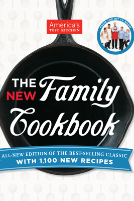 The New Family Cookbook - America's Test Kitchen