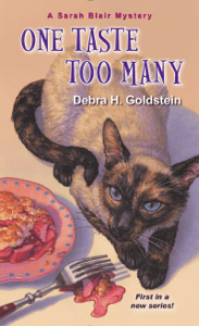 One Taste Too Many - Debra H. Goldstein pdf download