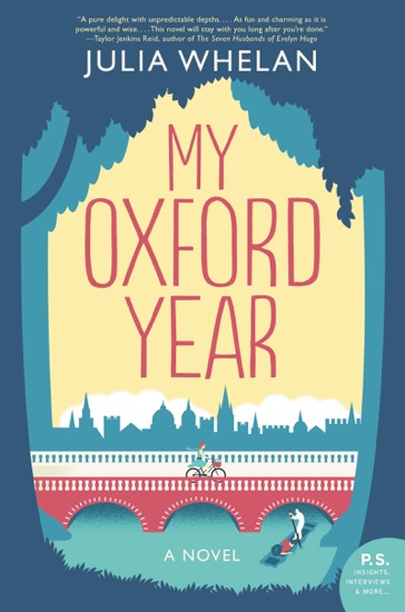 My Oxford Year by Julia Whelan PDF Download