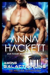 Among Galactic Ruins (Phoenix Adventures #0) - Anna Hackett pdf download