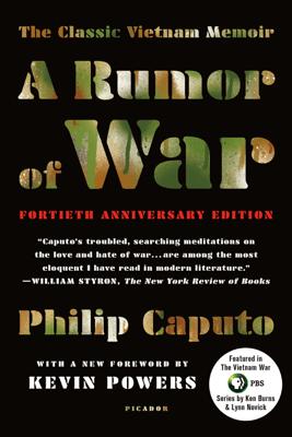 A Rumor of War - Philip Caputo pdf download