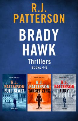 The Brady Hawk Series - R.J. Patterson pdf download