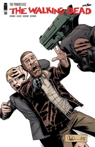 The Walking Dead #186 - Robert Kirkman, Charlie Adlard, Stefano Gaudiano & Cliff Rathburn pdf download