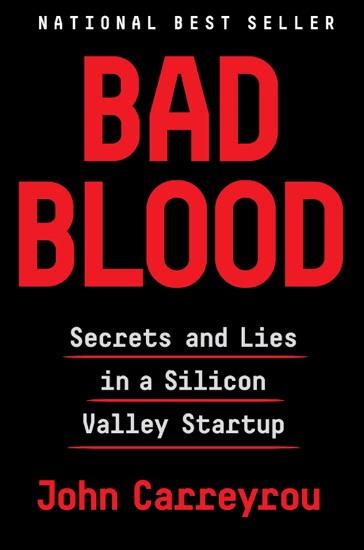 Bad Blood by John Carreyrou pdf download