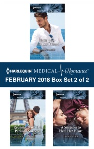 Harlequin Medical Romance February 2018 - Box Set 2 of 2 - Emily Forbes, Annie O'Neil & Janice Lynn pdf download