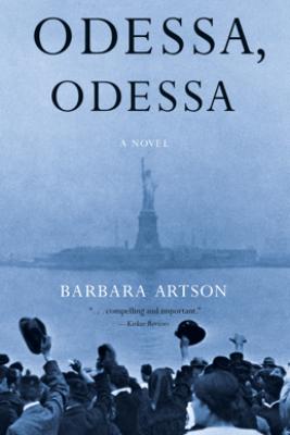 Odessa, Odessa - Barbara Artson
