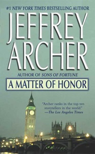 A Matter of Honor - Jeffrey Archer pdf download