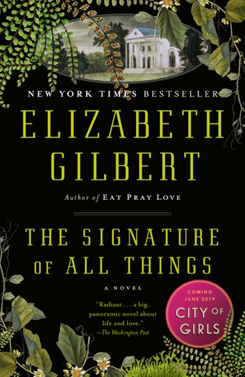 The Signature of All Things by Elizabeth Gilbert pdf download