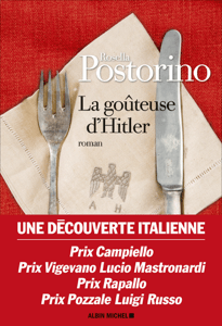 La Goûteuse d'Hitler - Dominique Vittoz & Rosella Postorino pdf download