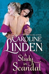 A Study in Scandal - Caroline Linden pdf download