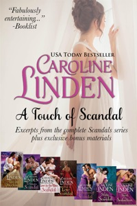 A Touch of Scandal - Caroline Linden pdf download