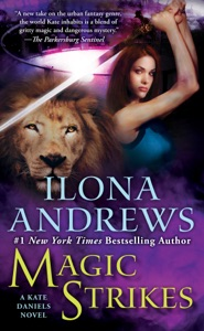 Magic Strikes - Ilona Andrews pdf download