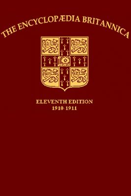 1911 Encyclopedia Britannica - Britannica