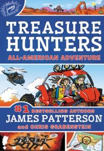 Treasure Hunters: All-American Adventure - James Patterson, Chris Grabenstein & Juliana Neufeld pdf download