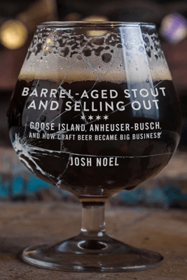 Barrel-Aged Stout and Selling Out - Josh Noel