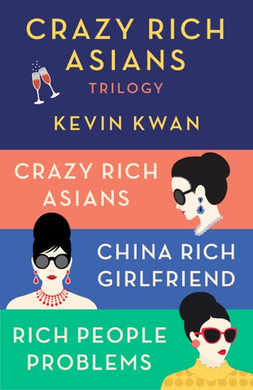 The Crazy Rich Asians Trilogy Box Set by Kevin Kwan PDF Download