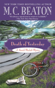 Death of Yesterday - M.C. Beaton pdf download