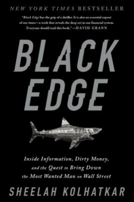 Black Edge - Sheelah Kolhatkar