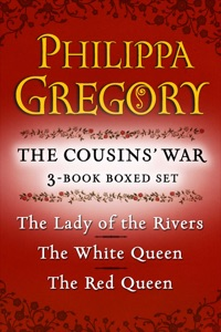 Philippa Gregory's the Cousins' War 3-Book Boxed Set - Philippa Gregory pdf download