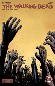 The Walking Dead #163 - Robert Kirkman, Charlie Adlard, Stefano Gaudiano & Cliff Rathburn pdf download