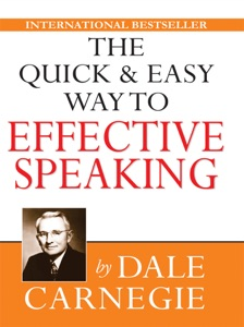 The Quick and Easy Way to Effective Speaking - Dale Carnegie pdf download