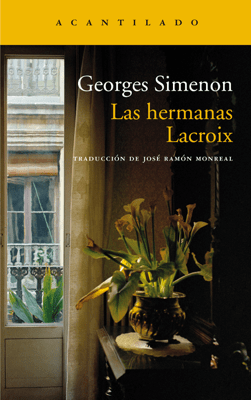 Las hermanas Lacroix - Georges Simenon pdf download