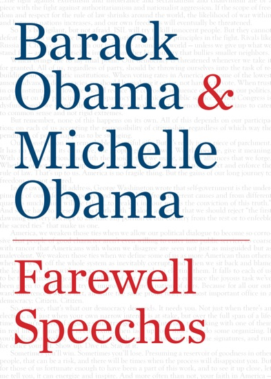 Farewell Speeches by Barack Obama & Michelle Obama PDF Download