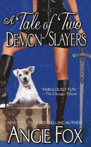 A Tale of Two Demon Slayers - Angie Fox pdf download