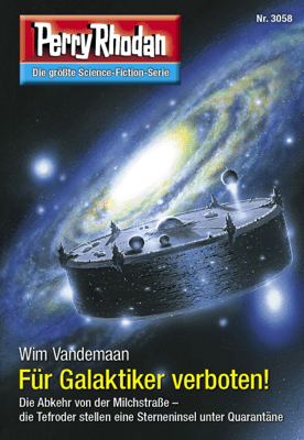 Perry Rhodan 3058: Für Galaktiker verboten! - Wim Vandemaan pdf download