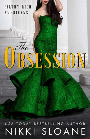 The Obsession by Nikki Sloane PDF Download