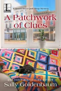 A Patchwork of Clues - Sally Goldenbaum pdf download