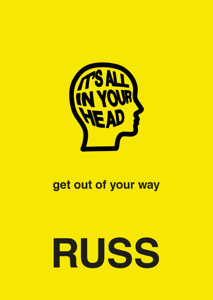 IT'S ALL IN YOUR HEAD - . Russ pdf download