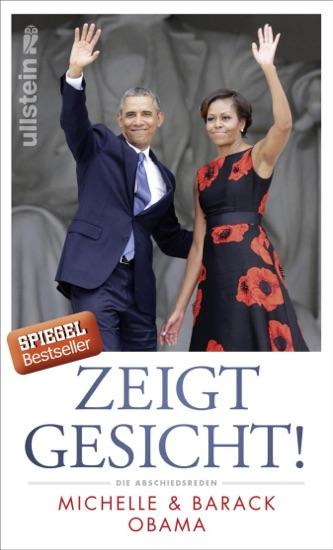 Zeigt Gesicht! by Barack Obama & Michelle Obama pdf download