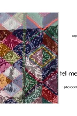 tell me a textile story - Sophie Keller Giron