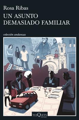 Un asunto demasiado familiar - Rosa Ribas pdf download