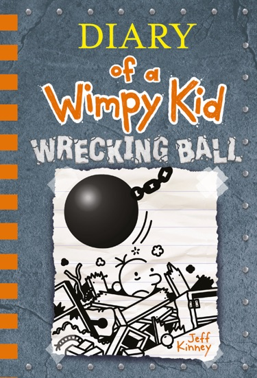 Wrecking Ball (Diary of a Wimpy Kid Book 14) by Jeff Kinney PDF Download