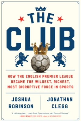 The Club - Joshua Robinson & Jonathan Clegg