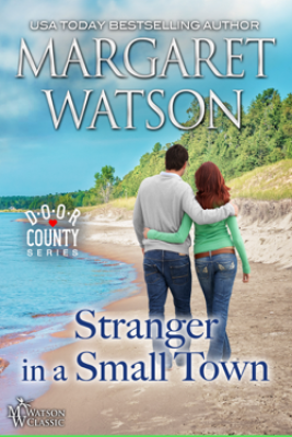 Stranger in a Small Town - Margaret Watson