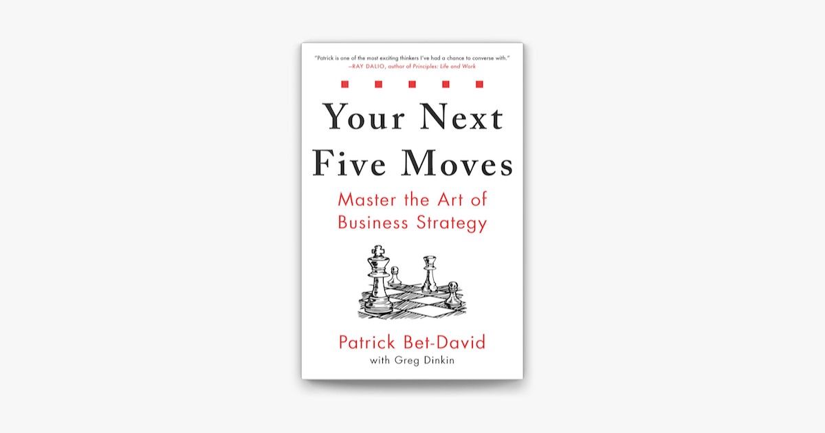 ‎Your Next Five Moves on Apple Books