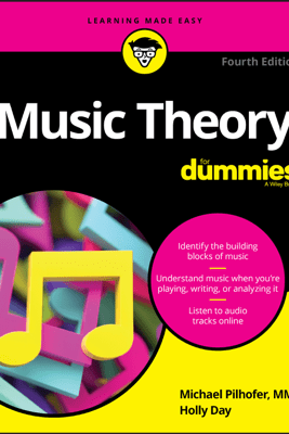 Music Theory For Dummies - Michael Pilhofer & Holly Day