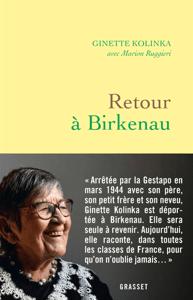 Retour à Birkenau - Ginette Kolinka & Marion Ruggieri pdf download