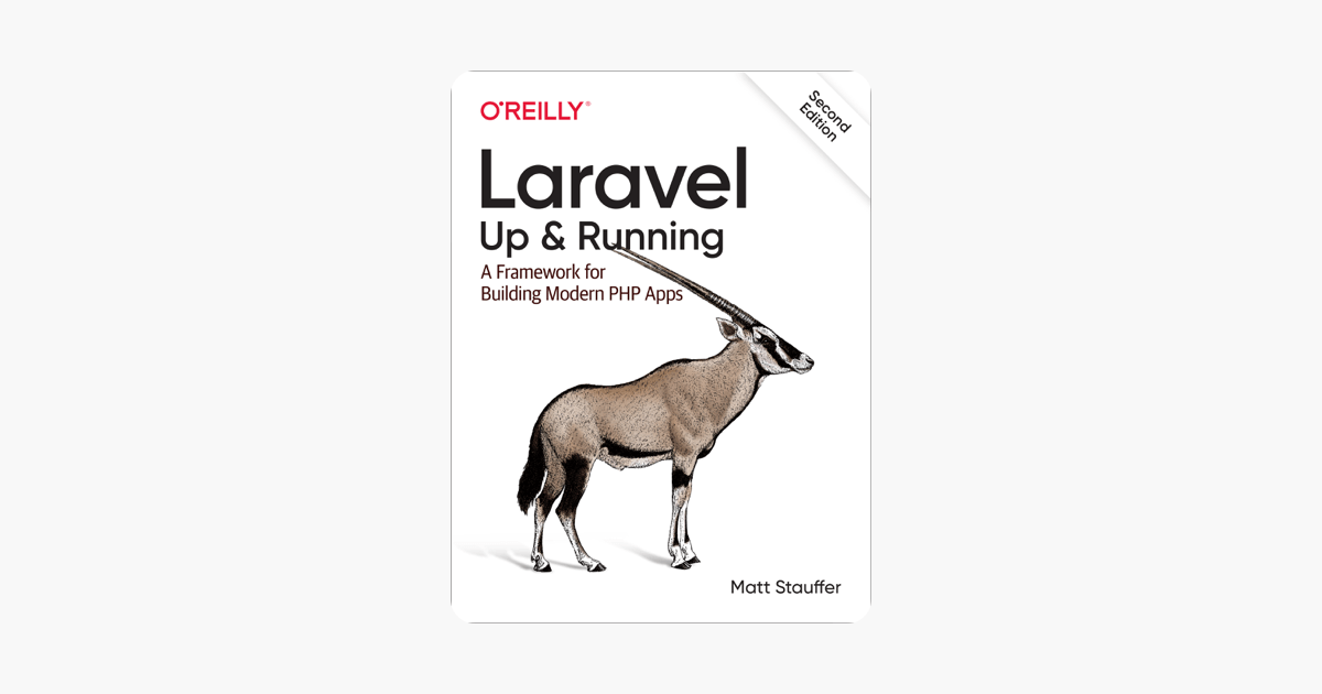 ‎Laravel: Up & Running on Apple Books