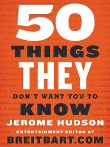 50 Things They Don't Want You to Know - Jerome Hudson pdf download