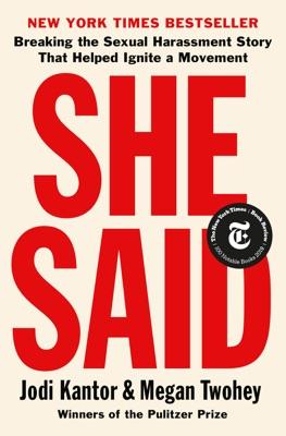 She Said - Jodi Kantor & Megan Twohey pdf download