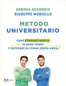 Metodo universitario - Andrea Acconcia & Giuseppe Moriello pdf download