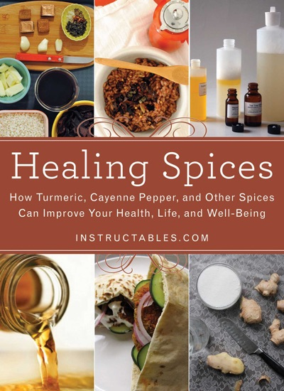 Healing Spices by Instructables.com & Nicole Smith PDF Download