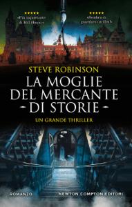 La moglie del mercante di storie - Steve Robinson pdf download