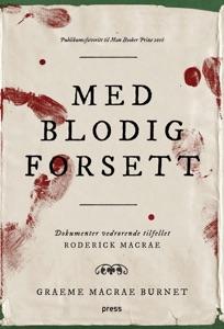 Med blodig forsett - Graeme Macrae Burnet pdf download