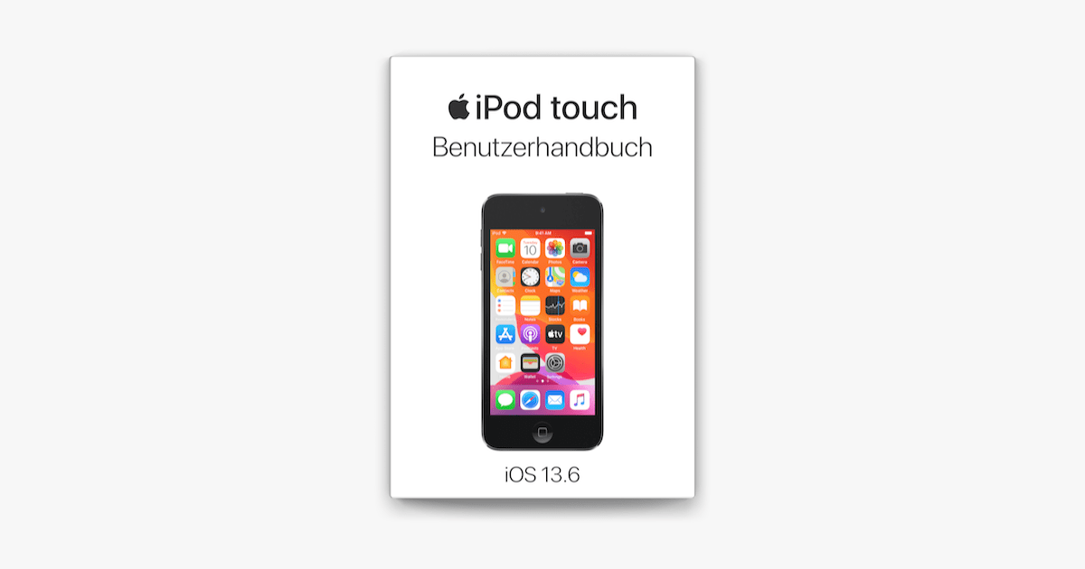 ‎iPod touch