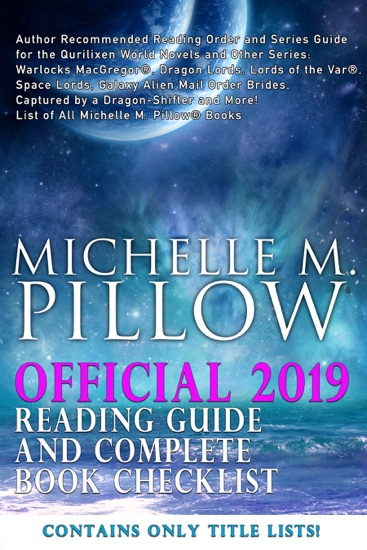 Official 2019 Michelle M. Pillow® Reading Guide and Complete Book Checklist by Michelle M. Pillow pdf download